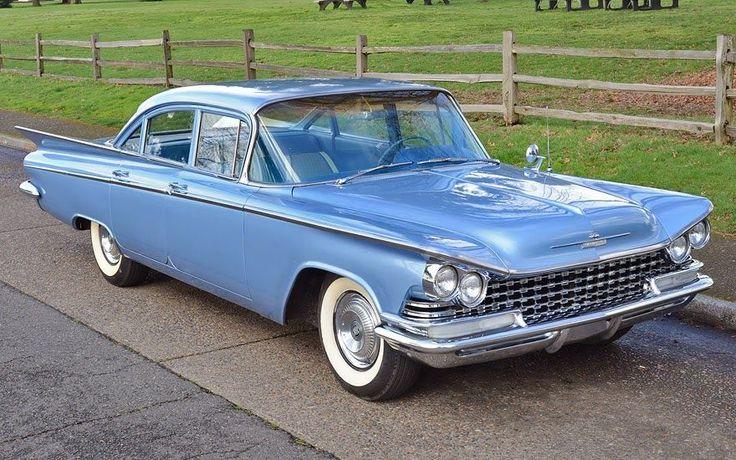 1959 Buick LeSabre 4-Door Sedan
