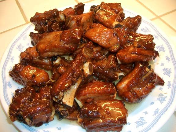 Grill Lovers' Amazing Spare Ribs in Spiced Sauce Recipe   #food #recipes…