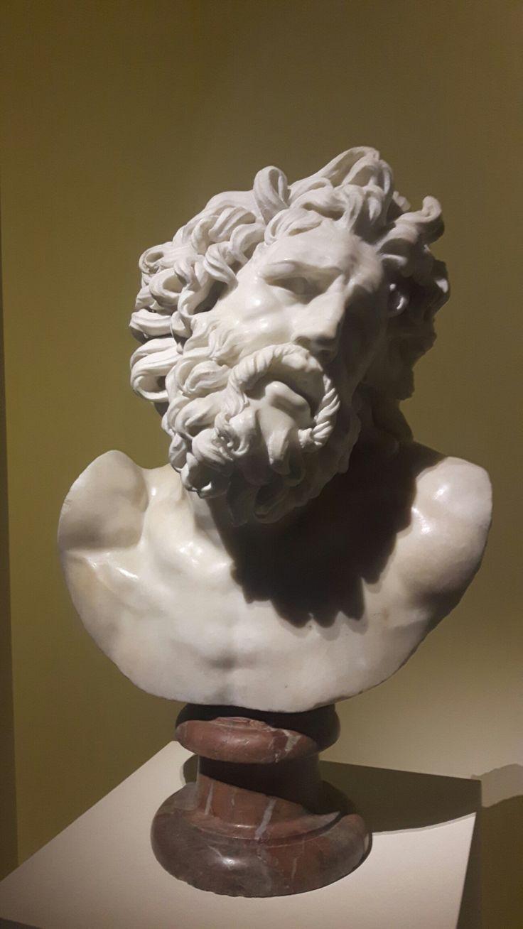 Busto di Laocoonte. 1616-17. Galleria Spada