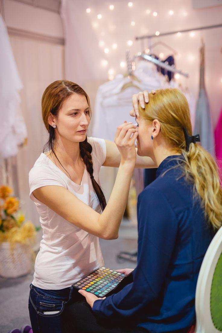 Svadobné dni a Beauté 2016 - prípravy