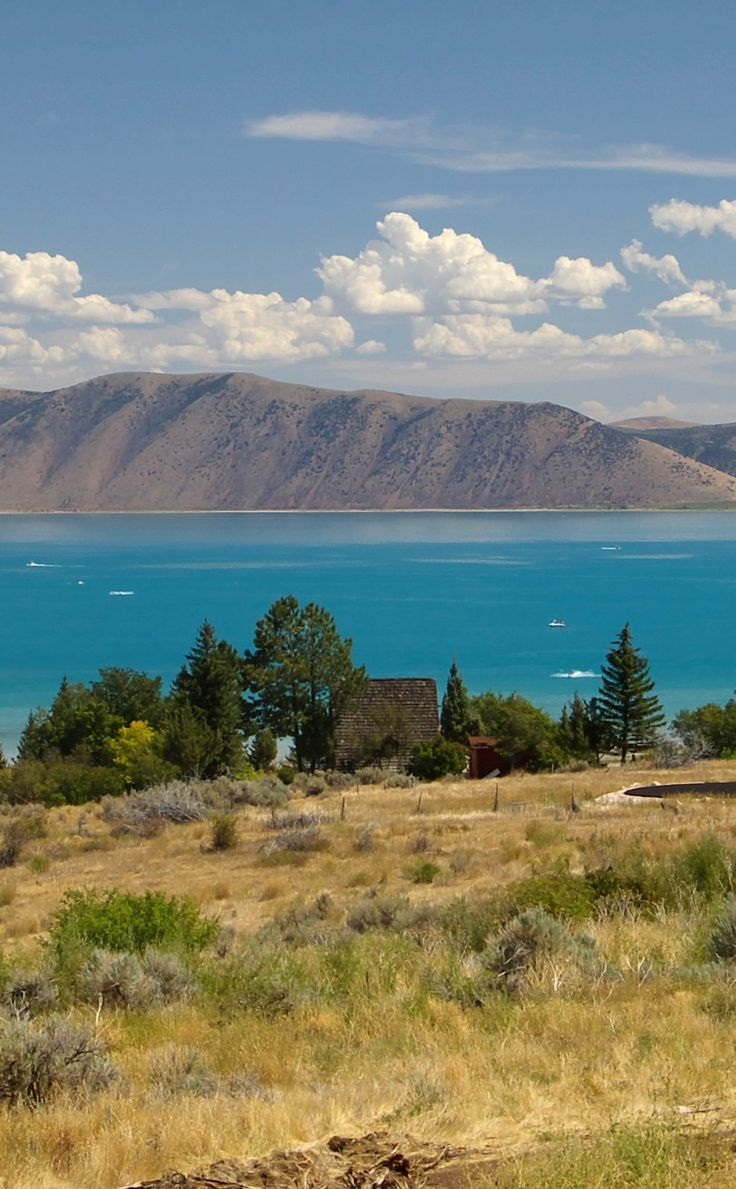 Bear Lake State Park | Travel | Vacation Ideas | Road Trip | Places to Visit | Garden City | UT | Fishing Spot | State Park | Hiking Area | RV Park | Campground | Cottage / Cabin Rental