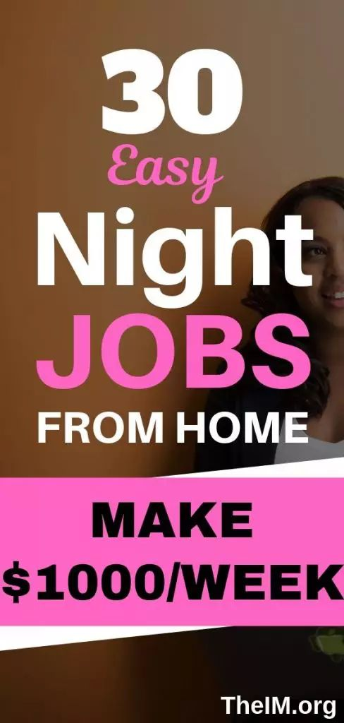 30+ Epic Ways To Make $50/Day From Night jobs! – WFH/$$$ Making Opportunities