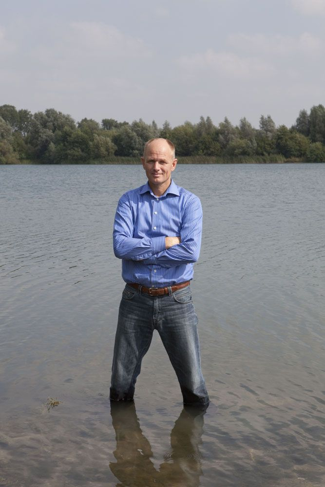 SEAFARI Initiatiefnemer Marco Derksen