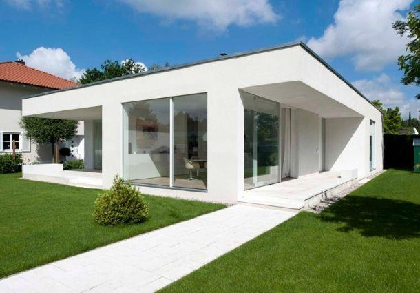 Bungalow: Ein Traum aus Beton