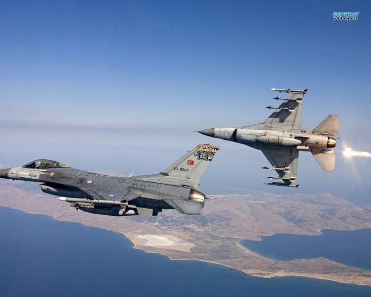 F-16-Fighting Falcon