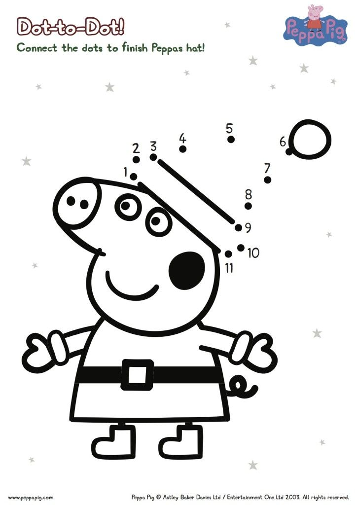 Best 25 Peppa pig colouring ideas