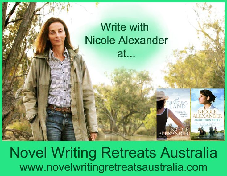 Nicole Alexander is the author of novels set in rural Australia. Nicole is a fourth generation grazier at her family property in the north western plains of New South Wales, Australia, and has a Masters in Creative Writing and Literature.  For more, see www.novelwritingretreatsaustralia.com.