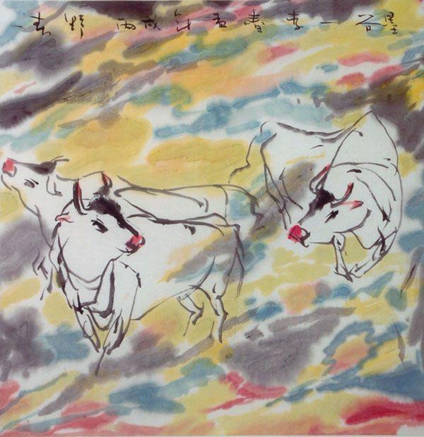 李一谷国画欣赏 - Arting365 | 中国创意产业第一门户]
