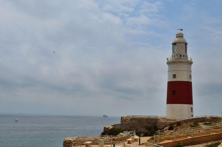 Lighthouse Europa Point Gibraltar   SkyTravelr