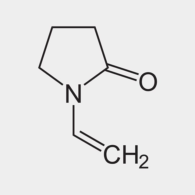 N Vinylpyrrolidone Nvp Is An Organic Compound Consisting Of A 5 Membered Lactam Linked To A Vinyl Group It Is A Colorless L Ultra Violet Pvp How To Apply