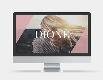 """Check out new work on my @Behance portfolio: """"Dione #PowerPoint #Template"""" http://be.net/gallery/40803981/Dione-PowerPoint-Template"""