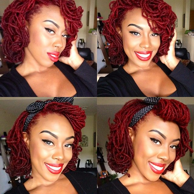 953 Best Images About Locs, Coils, Braids And Twists II On