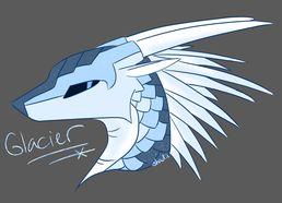 Queen Glacier - Wings of Fire Wiki - Wikia