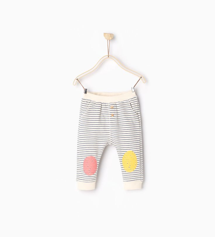 Printed leggings - SKIRTS AND TROUSERS - BABY GIRL | 3 months - 3 years - KIDS | ZARA United States