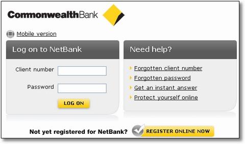 Cba Net Bank Log In