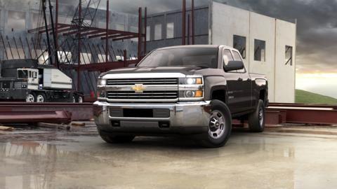 Find Trucks Near Me: 2016 Silverado 2500HD   Chevrolet