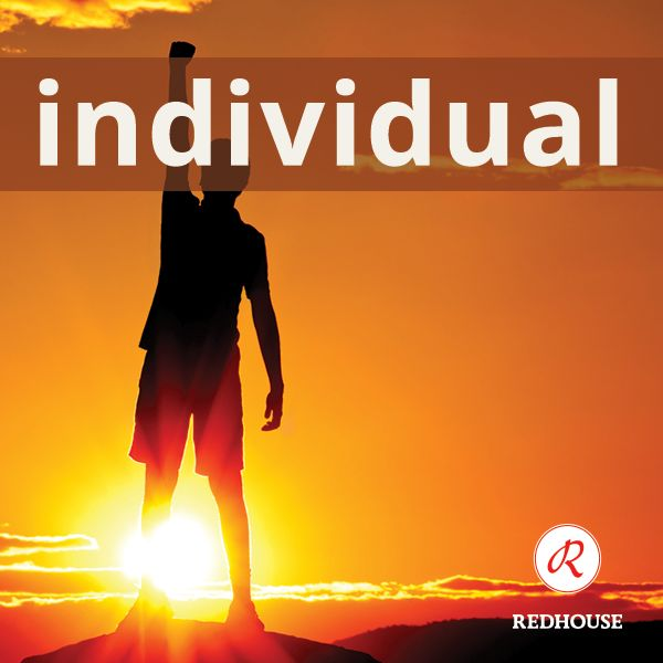 Individual: (isim) birey, fert. Okunuşu: îndıvîc´uwıl Örnek Cümle: Each individual will enter the building one by one.