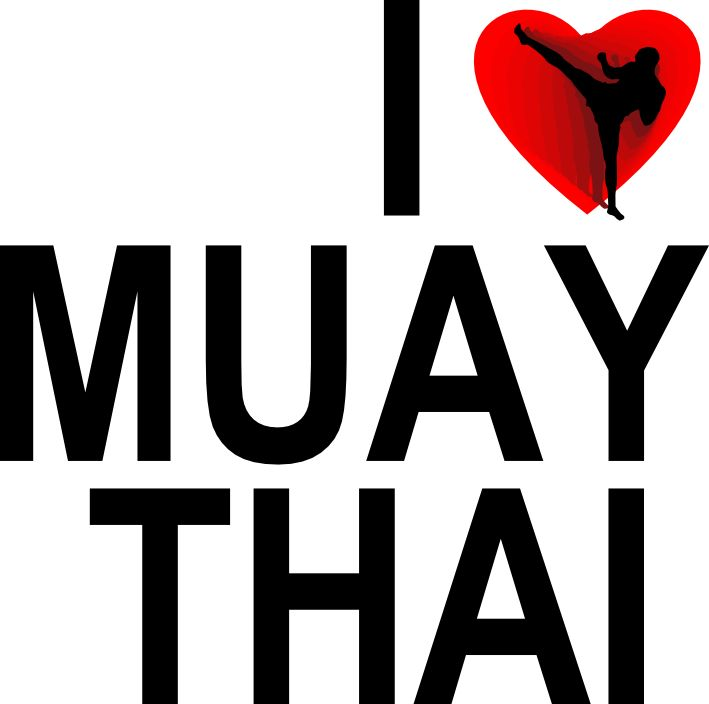LOVE Muay Thai #fitness #muaythai