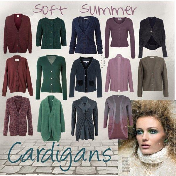 """Soft Summer Cardigans"" by lapetiteamelie on Polyvore"