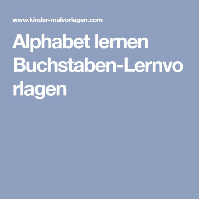 alphabet lernen buchstaben lernvorlagen schule buchstaben alphabet buchstaben und. Black Bedroom Furniture Sets. Home Design Ideas