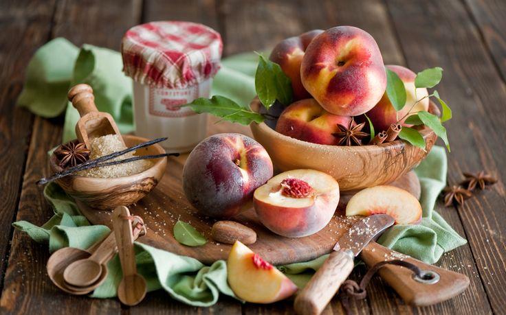 фрукты, нектарин, анис, ваниль, персики, бадьян, корица