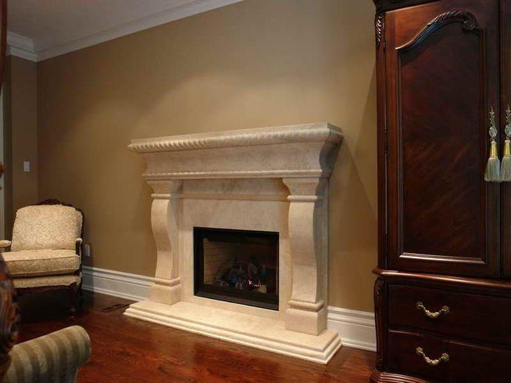 54 best Fireplace mantels images on Pinterest Fireplace ideas
