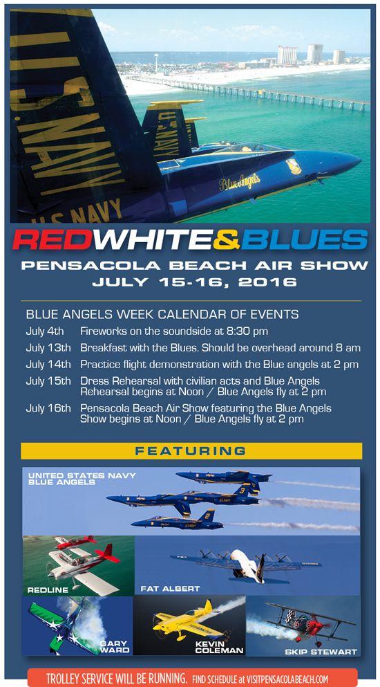 Pensacola Beach Air Show