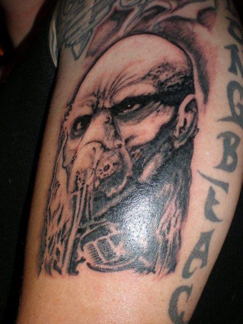 Satanic Tattoo: 49 Best Devil Symbol Tattoos Images On Pinterest