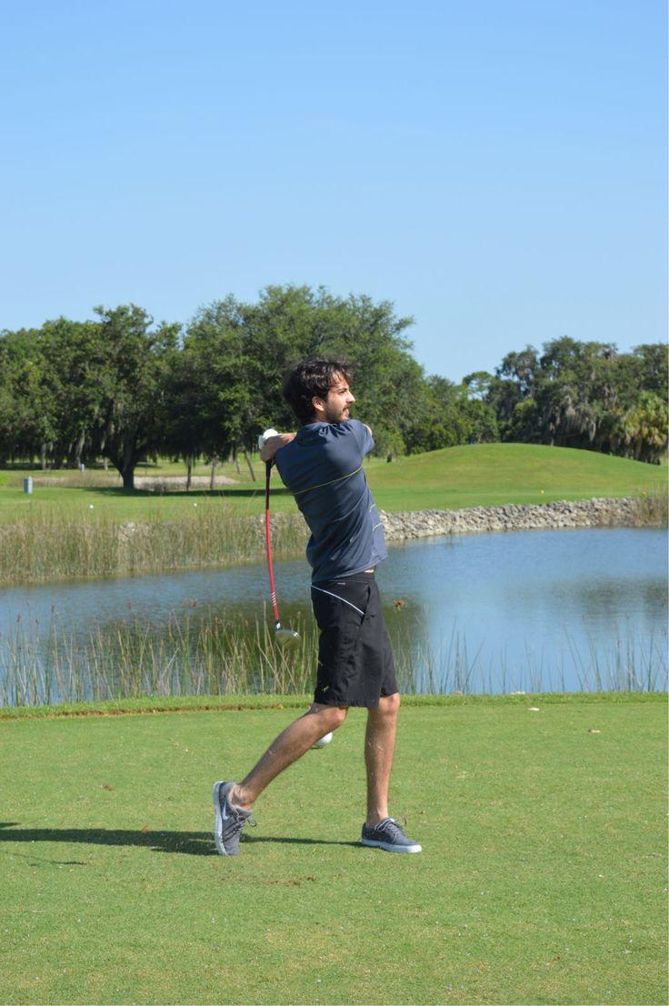 """Le golf vous a toujours attiré mais vous cherchez encore LE terrain de vos rêves ? Passez votre matinée à perfectionner votre swing à Sarasota - Carnet de voyage """"Voyage en Floride"""""""
