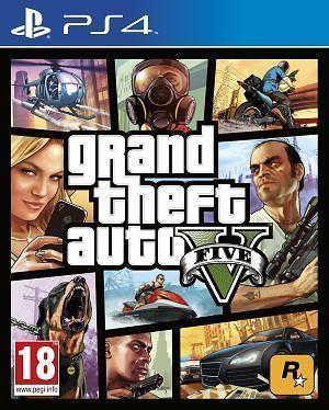 Grand Theft Auto V (PlayStation 4) - Rockstar Games