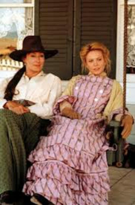 Lonesome Dove the girls