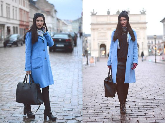 Latest look on http://www.keepitstylishandsexy.de/2016/02/statement-coat.html#more