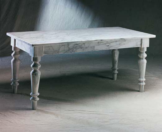 tavolo in marmo by aldo rossi