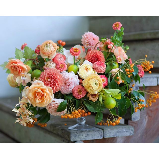 Kiana Underwood | Tulipina | Floral Designer #tulipina #September_2015