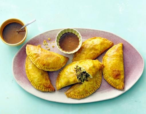 jamaicanstyle beef patties  recipe  beef patty food