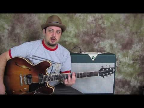 Jazz Guitar Lessons - Fly Me to the Moon Guitar Lesson part 1 by Marty Schwartz of guitarjamz.com