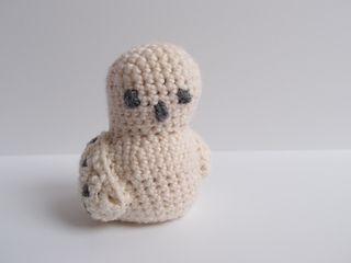 Ravelry: Lamelo's Hedwig the Owl