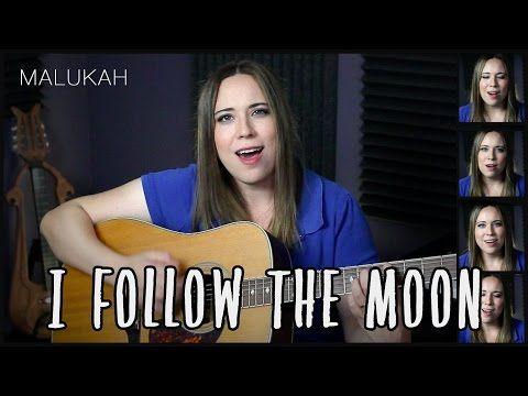 Malukah - I Follow the Moon - YouTube