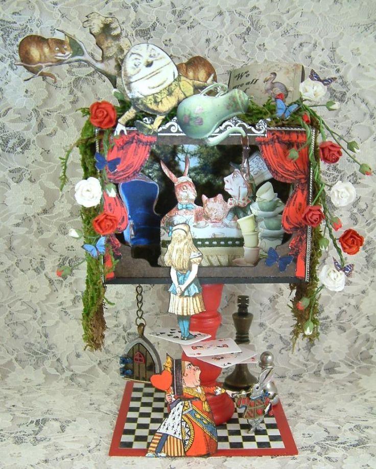 Artfully Musing Alice In Wonderland 165 best
