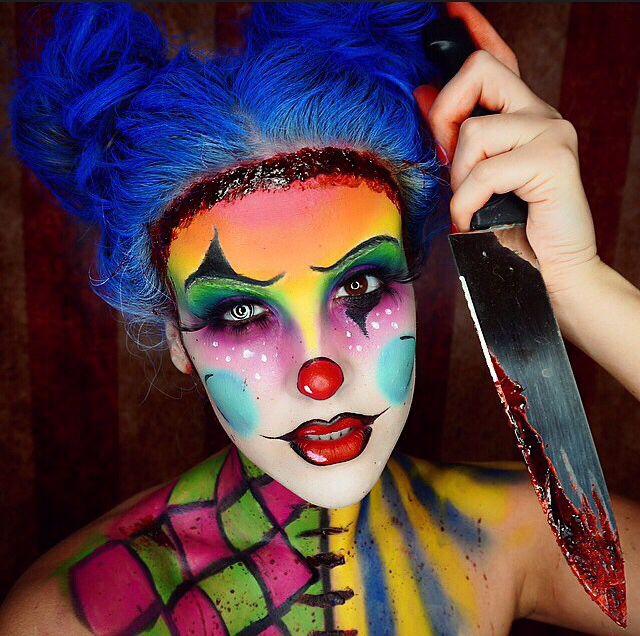 Killer Clown!!