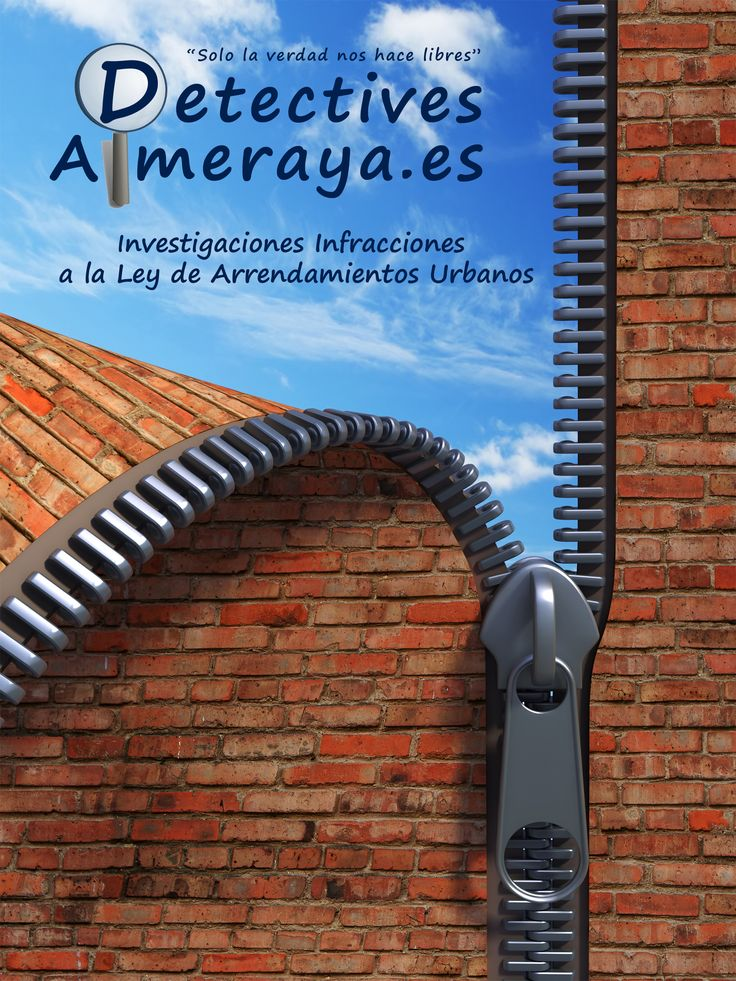 #Detectives Almeraya Investigaciones Infracciones Ley Arrendamientos Urbanos #Almeria