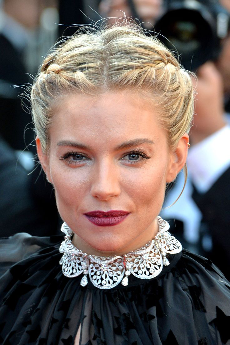 31 Super Inspiring Celebrity Hairstyles Two French Braidsgorgeous