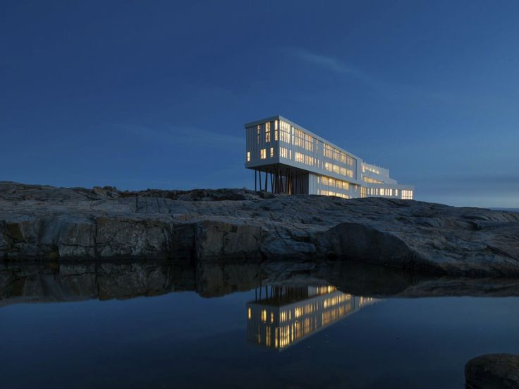 The warmest of welcomes comes from Fogo Island Inn one of the world's more remote destinations