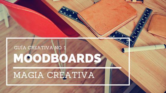 Los moodboards, o tableros de inspiración son la herramienta perfecta para hacer brainstorming antes de empezar cualquier proyecto.