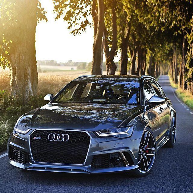 Audi RS6 Avant – Fatih Eryigit