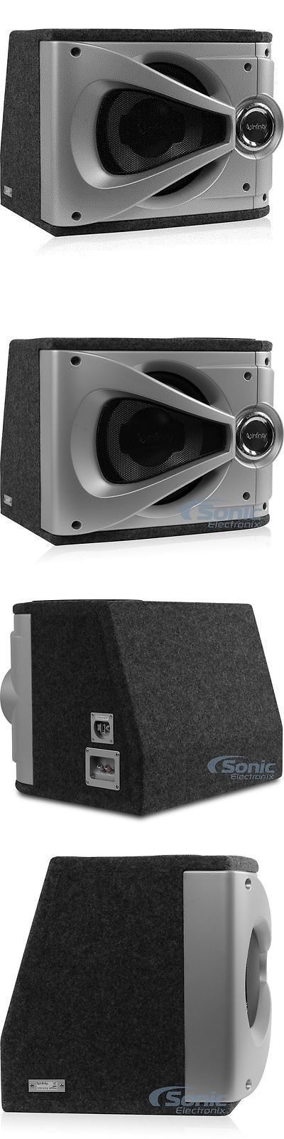 Car Subwoofers: Infinity Reference 1262W Loaded In Subwoofer Enclosure 12 300W Rms (1220Se) BUY IT NOW ONLY: $119.99