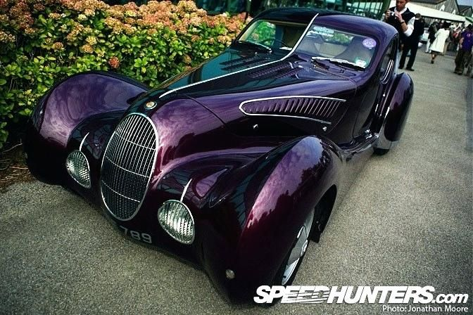 Deep Purple Car Paint What A Job Like