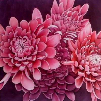 chrysanthemums. one more - these are lovely