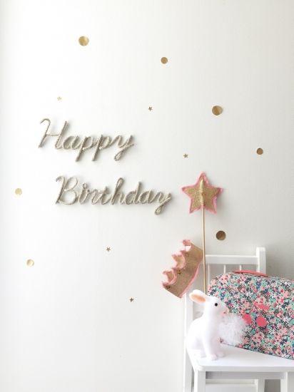 Happy Birthday - PetitEtoile