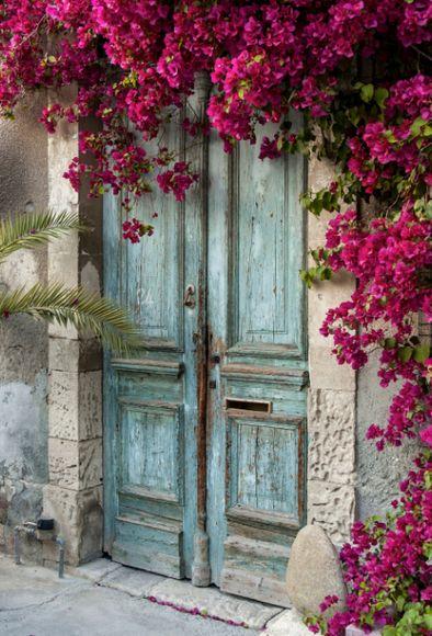 ..oude deur